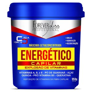 Forever Liss Energético Máscara Ultra Concentrada 950gr