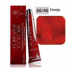 Vermelho Especial 66-46 Louro Escuro Vermelho Cobre Cereja