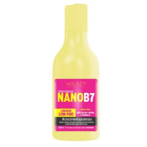 Condicionador Nano B7 Milady Cosméticos