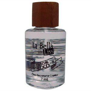 Óleo de Coco La Bella Liss Reparador de Pontas 7ml