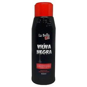 Viúva Negra Shampoo Reconstrutor 500ML La Bella Liss