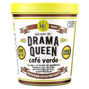 Máscara Lola Drama Queen Café Verde 450g