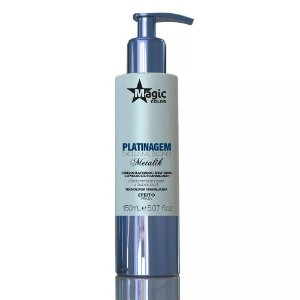 Magic Color - Platinagem Exclusive Blond Metalik - 150ml