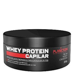 Whey Protein Capilar Plancton Máscara de Nutrição 250g
