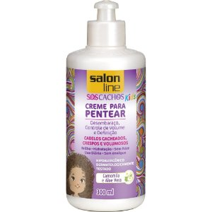 Creme para Pentear S.O.S Kids Salon Line 300ml