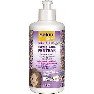 Creme para Pentear S.O.S Kids Salon Line 300ml