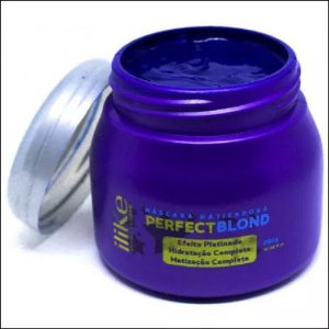 Perfect Blond iLike Professional Máscara Matizadora 250g