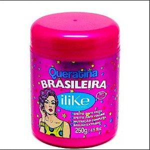 Queratina Brasileira iLike Máscara Super Nutritiva 250g