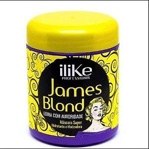 James Blond iLike  Máscara Hidratante Matizadora 250g