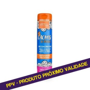 PPV RECONSTRUTOR #CACHOS DO PODER 300 ML