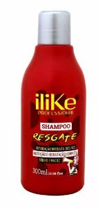 ILIKE SHAMPOO REPARADOR RESGATE 300ML
