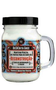 Be(m)dita Ghee Reconstrução Papaya & Queratina Vegetal 350g