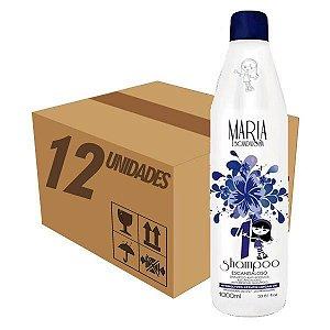 ATACADO  -Maria Escandalosa Shampoo Escova Progressiva 1 L