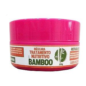 Máscara de Bambu 250g Pink Punk Nutrição