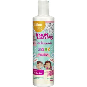 Condicionador Baby #TODECACHINHO 300 ml