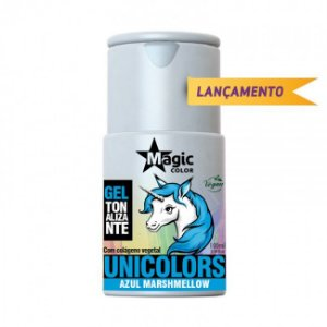 Unicolors Azul Marshmellow - Gel Tonalizante