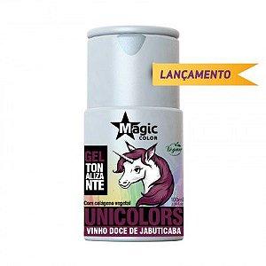 Unicolors Vinho Doce de Jabuticaba - Gel Tonalizante