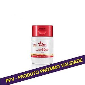DUPLICADO - PPV Gloss Matizador 3D Mega Red - Efeito Vermelho Intenso - 100ml