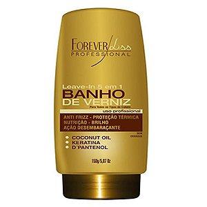 Forever Liss Professional Banho de Verniz - Leave-in 150g