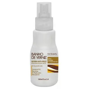 For Beauty Banho de Verniz Serúm Anti-Frizz 100ml