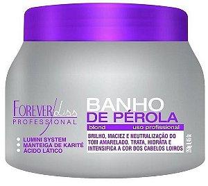 Forever Liss Banho de Pérola Loiro Brilhante 250gr