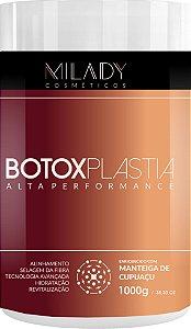 Botoxplastia Alta Performance 1Kg Milady Cosméticos