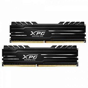 MEMÓRIA ADATA XPG GAMMIX D10 16GB (2X 8GB) 3000MHz DDR4 - AX4U30008G16A-DB10
