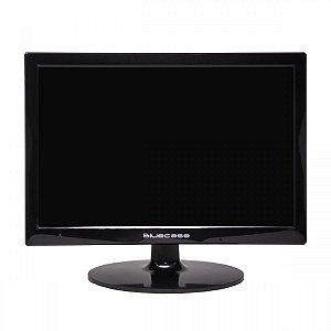 """MONITOR LED BLUECASE 15,4"""" HDMI E VGA, PRETO - BM154X5HVW"""