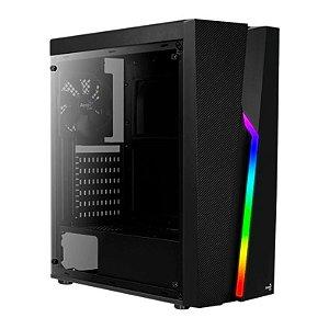 COMPUTADOR GAMER AMD RYZEN 7 1700, 8GB DDR4, SSD 240GB, GPU RX 550 4GB, FONTE 500W