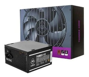 FONTE MANCER THUNDER 400W BRONZE 80 PLUS, MCR-THR400-BL01
