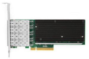 F. M PCI EXP 10GB 4PORTS SFP+ ADAPTER INTEL INXL710-4SFP+