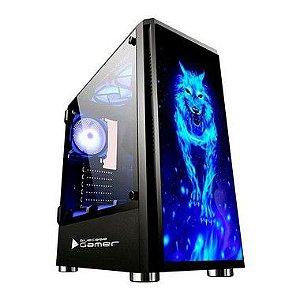 COMPUTADOR GAMER RYZEN 5 5600G, 16GB (2x8 GB) DDR4, SSD 1TB, RTX 3060TI 8GB, FONTE 600W 80 PLUS