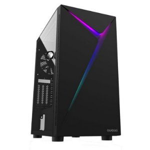 COMPUTADOR GAMER RYZEN 5 5600G, 16GB DDR4, SSD 240GB, GTX 1050TI 4GB, FONTE 600W 80 PLUS