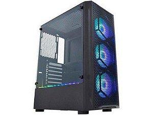 COMPUTADOR GAMER RYZEN 7 5700G, 32GB (2X16GB) DDR4, SSD NVME 2TB, RX 6700 XT 12GB, FONTE 800W 80 PLUS
