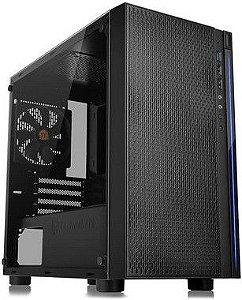 COMPUTADOR GAMER RYZEN 5 5600G, 32GB DDR4, SSD 240GB, GTX 1050TI 4GB, FONTE 600W 80 PLUS