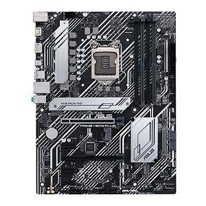 PLACA MAE ASUS PRIME H570-PLUS DDR4 SOCKET LGA1200 INTEL H570 - PRIME-H570-PLUS