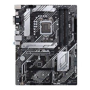 PLACA MÃE ASUS PRIME B560-PLUS, CHIPSET B560, INTEL LGA 1200, ATX, DDR4 - B560-PLUS