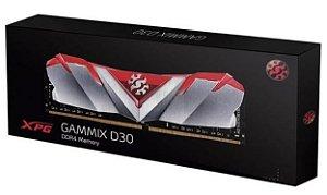 MEMORIA ADATA XPG GAMMIX D30 16GB DDR4 3000MHZ RED - AX4U300016G16A-SR30