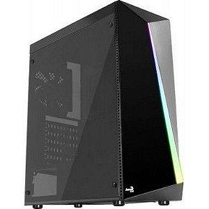 COMPUTADOR GAMER INTEL I5 8400, 8GB DDR4, SSD 240GB, RX 550 4GB, FONTE REAL 600W