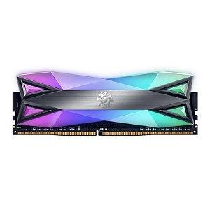 MEMORIA ADATA XPG SPECTRIX D60G, RGB, 8GB (1X8GB), DDR4, C16, 3200MHZ, AX4U32008G16A-ST60