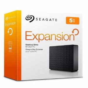 HD EXTERNO SEAGATE EXPANSION 5TB USB 3.0