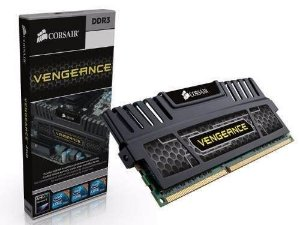 MEMÓRIA 8GB DDR3 1600MHZ CORSAIR VENGEANCE