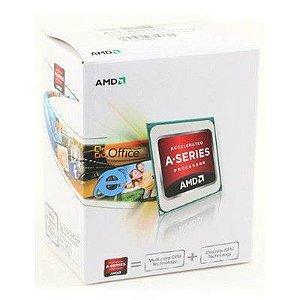 PROCESSADOR AMD A4 4000 3.0GHZ 1MB SOCKET FM2