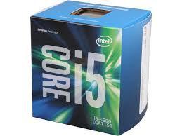 PROCESSADOR INTEL I5 6600 3.3GHZ 6MB SOCKET 1151