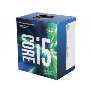 PROCESSADOR INTEL I5 7500 3.4GHZ 4MB SOCKET 1151