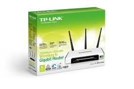ROTEADOR WIRELESS TP-LINK 300MBPS TL-WR1043ND