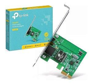 PLACA DE REDE TP-LINK PCI EXPRESS 10/100/1000MBPS - TG-3468
