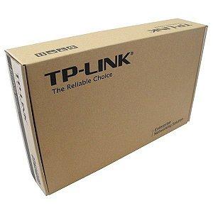 ROTEADOR BANDA LARGA COM BALANCEAMENTO DE CARGA WIRELESS TP-LINK TL-R480T+