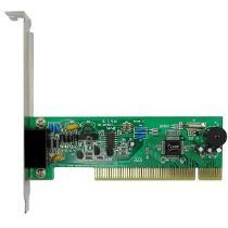 PLACA PCI FAX MODEM 56K - KAIOMY