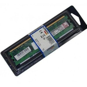 MEMÓRIA 4GB DDR3 1600MHZ KINGSTON - KVR16N11/4
